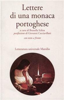 Fondazionesergioperlamusica.it Lettere di una monaca portoghese Image