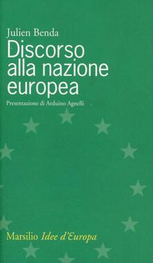 Vitalitart.it Discorso alla nazione europea Image