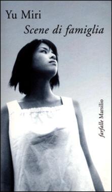 Scene di famiglia - Miri Yu - copertina