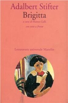 Brigitta - Adalbert Stifter - copertina