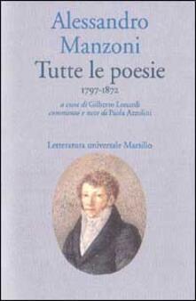 Capturtokyoedition.it Tutte le poesie (1797-1872) Image
