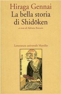Libro La bella storia di Shidoken Gennai Hiraga
