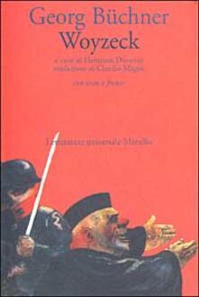 Woyzeck. Testo tedesco a fronte - Georg Büchner - copertina