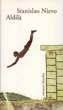 Aldilà - Stanislao Nievo - copertina