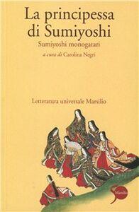 Libro La principessa di Sumiyoshi Anonimo