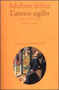 Libro L' antico sigillo Adalbert Stifter