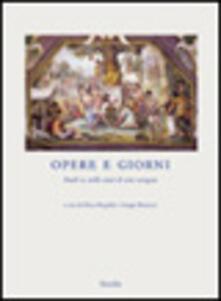Letterarioprimopiano.it Opere e giorni. Studi su mille anni di arte europea dedicati a Max Seidel Image