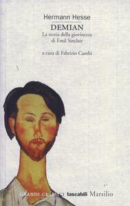 Demian. La storia della giovinezza di Emil Sinclair