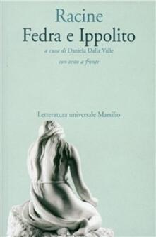 Fedra e Ippolito - Jean Racine - copertina