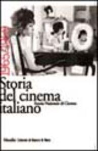Foto Cover di Storia del cinema italiano. Vol. 11: 1965-1969., Libro di  edito da Marsilio