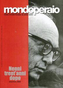 Libro Pietro Nenni 30 anni dopo