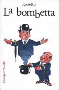 Libro La bombetta Emilio Giannelli