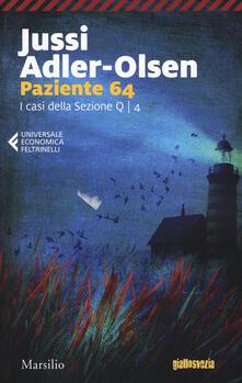 Listadelpopolo.it Paziente 64. I casi della sezione Q. Vol. 4 Image