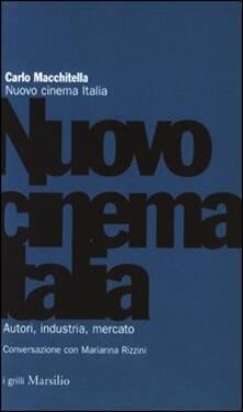 Capturtokyoedition.it Nuovo cinema Italia. Autori, industria, mercato. Conversazione con Marianna Rizzini Image