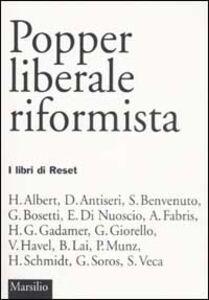Libro Popper liberale riformista