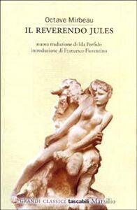 Libro Il reverendo Jules Octave Mirbeau