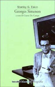 Libro George Simenon Stanley G. Eskin