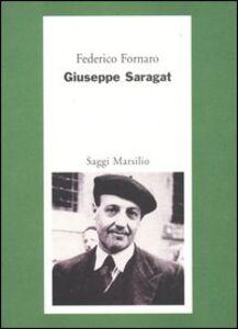 Libro Giuseppe Saragat Federico Fornaro