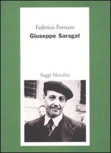 Giuseppe Saragat - Federico Fornaro - copertina