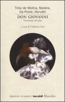 Voluntariadobaleares2014.es Don Giovanni. Variazioni sul mito Image