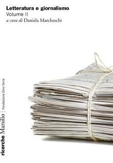 Listadelpopolo.it Letteratura e giornalismo. Vol. 2 Image