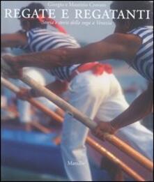 Letterarioprimopiano.it Regate e regatanti. Storia e storie della voga a Venezia Image