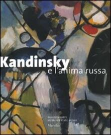 Squillogame.it Kandinsky e l'anima russa. Catalogo della mostra (Verona, 16 ottobre 2004-30 gennaio 2005) Image