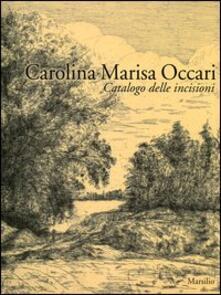 Carolina Marisa Occari. Catalogo delle incisioni - copertina