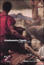 Giandomenico Tiepolo in the curch of San Polo