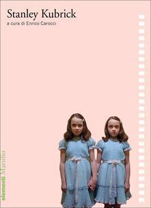 Stanley Kubrick - copertina