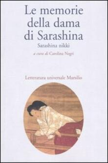Vitalitart.it Le memorie di Sarashina. Sarashina Nikki Image