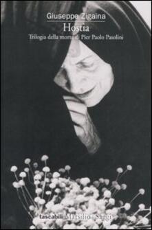 Radiospeed.it Hostia. Trilogia della morte di Pier Paolo Pasolini Image