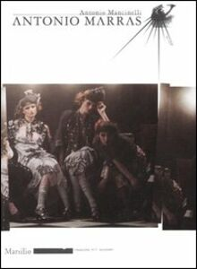 Libro Antonio Marras Antonio Mancinelli