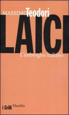 Winniearcher.com Laici. L'imbroglio italiano Image