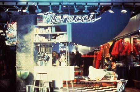 Foto Cover di From Fiorucci to the Guerilla Stores, Libro di Claudio Marenco Mores, edito da Marsilio