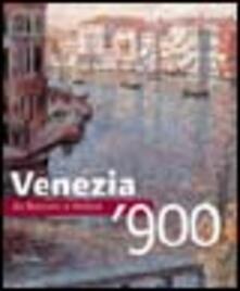 Camfeed.it Venezia '900. Da Boccioni a Vedova. Ediz. illustrata Image
