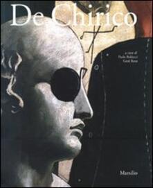 De Chirico. Catalogo della mostra (Padova, 20 gennaio-27 maggio 2007). Ediz. illustrata - copertina
