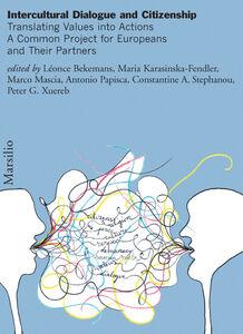 Libro Intercultural Dialogue and Citizenship