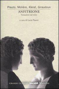 Libro Anfitrione. Variazioni sul mito