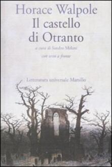 Writersfactory.it Il castello di Otranto. Testo inglese a fronte Image
