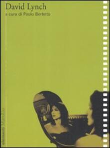 Camfeed.it David Lynch. Ediz. illustrata Image