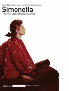 Simonetta: italians fashion first lady. Catalogo della mostra (Firenze, 9 gennaio-17 febbraio 2008). Ediz. illustrata.pdf