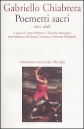 Poemetti sacri (1627-1628)
