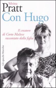 Antondemarirreguera.es Con Hugo. Il creatore di Corto Maltese raccontato dalla figlia Image