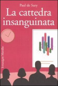 Winniearcher.com La cattedra insanguinata Image