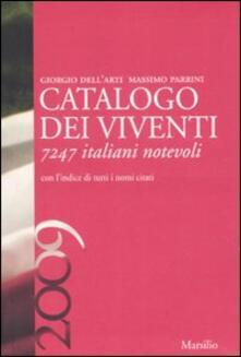 Catalogo dei viventi 2009. 7247 italiani notevoli.pdf