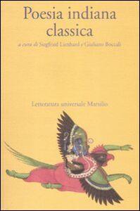 Foto Cover di Poesia indiana classica, Libro di  edito da Marsilio