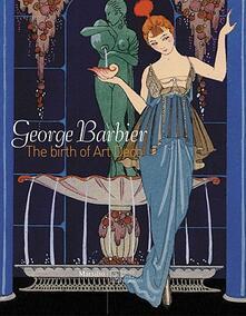 Ristorantezintonio.it George Barbier. La nascita del déco. Catalogo della mostra (Venezia, 30 agosto 2008-5 gennaio 2009). Ediz. inglese Image