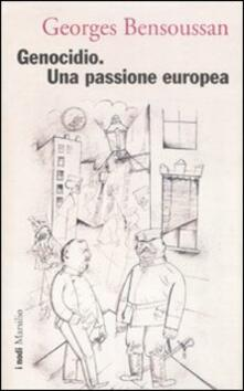 Nicocaradonna.it Genocidio. Una passione europea Image