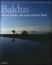 Filippodegasperi.it Baldus. Monte Baldo, the spirit and the land. Ediz. inglese Image